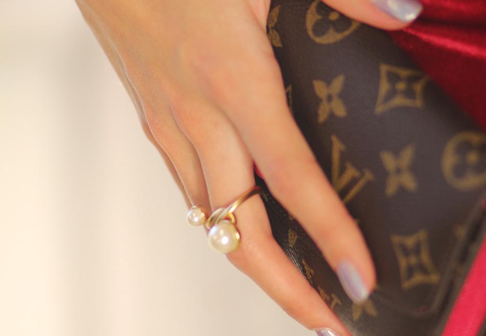 Кольцо Dior Ultradior арт. DS-23303