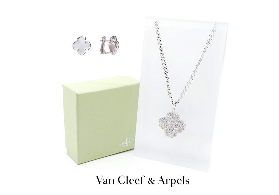 Комплект украшений Van Cleef Arpels коллекция Magic Alhambra, арт. VC-99412