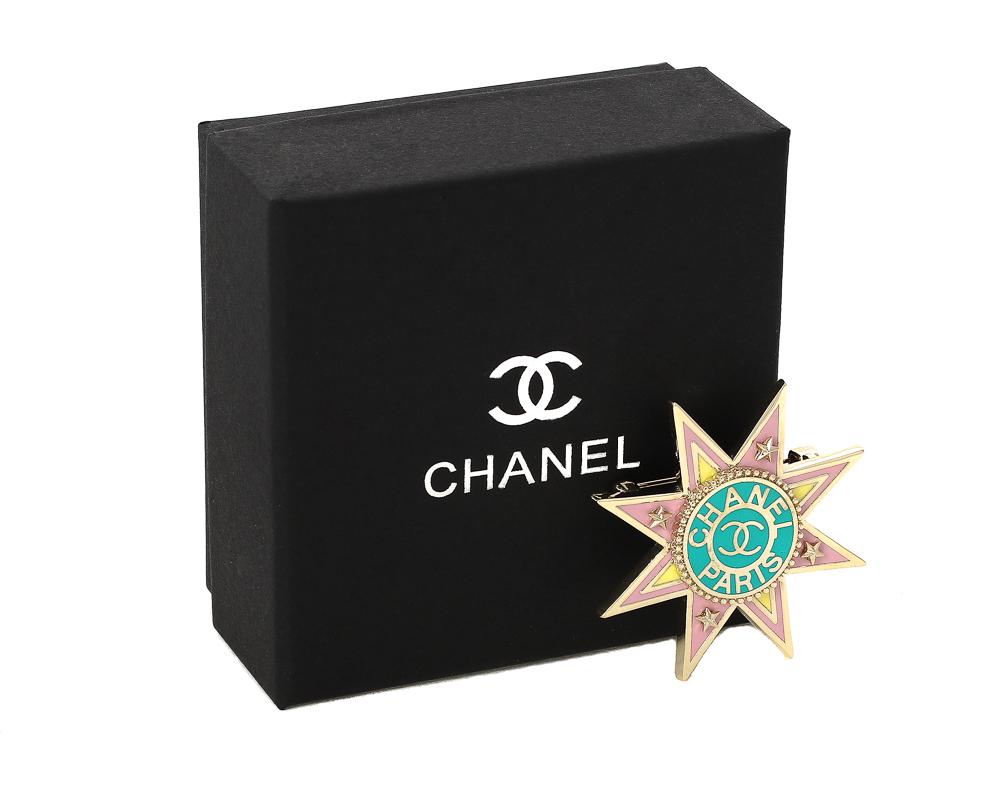 Брошь Шанель арт. CH-34375