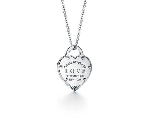 Подвеска Love Tiffany арт. TF-27763