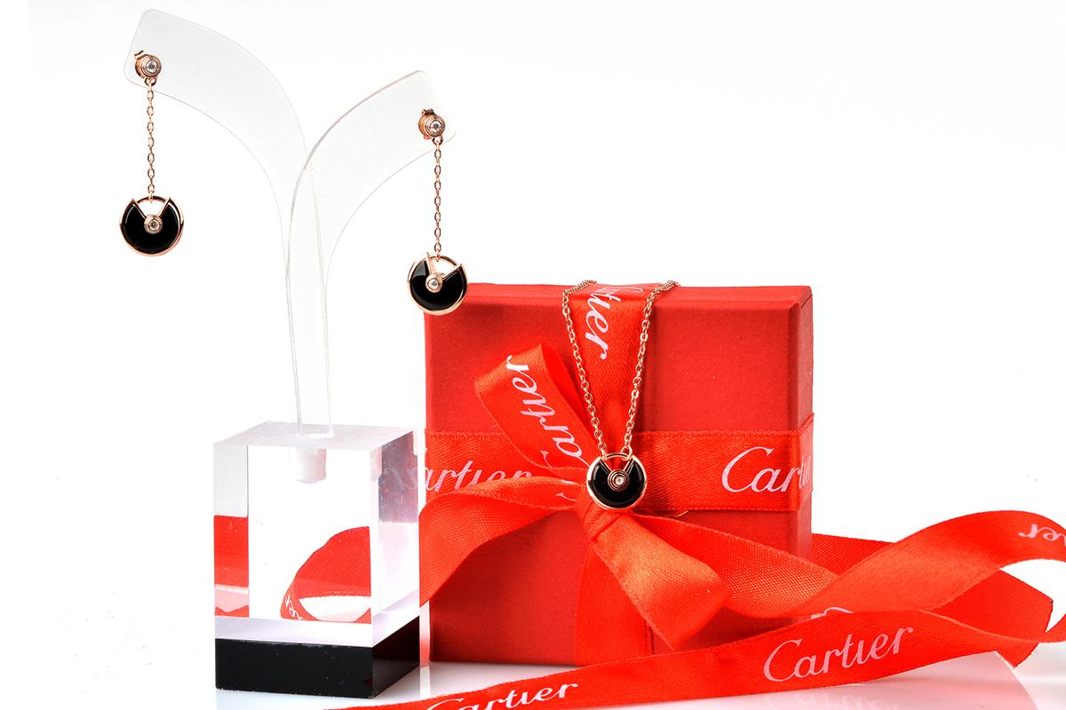 Колье Amulette de Cartier арт. CR-25311